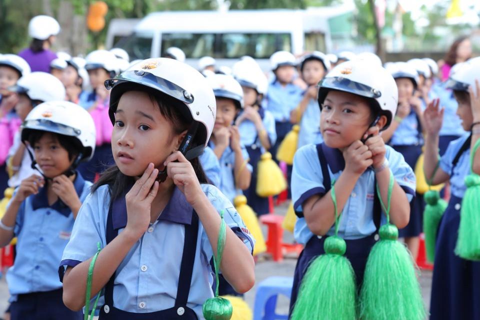 An toàn giao thông cho trẻ em