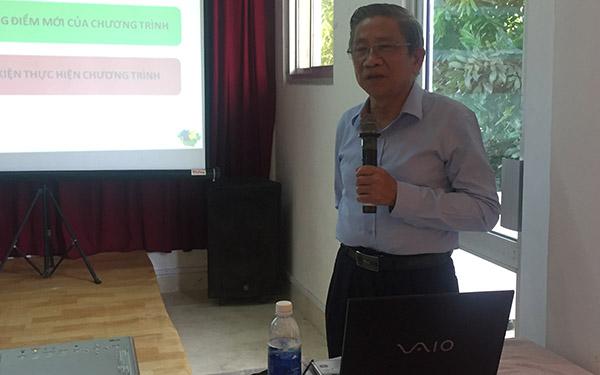 GS.TS Nguyễn Minh Thuyết, Tổng