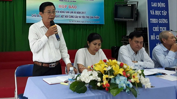 Chợ phiên nông sản voh.com.vn
