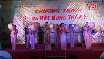 Tiếng hát nông thôn mới (huyện Cần Giờ - 19/11/2016)