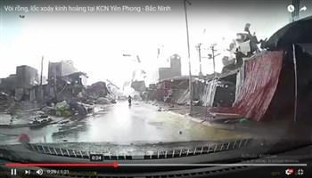 Phòng tránh thương vong do lốc xoáy