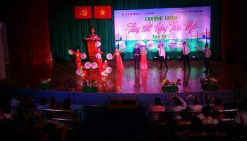 Tiếng hát nông thôn mới (huyện Hóc Môn) - 16/09/2017