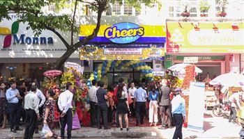 Liên doanh Việt Nam – Singapore ra mắt cửa hàng tiện lợi Cheers tại Việt Nam