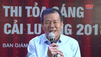 Thạc sĩ Huỳnh Khải chia sẻ những thay đổi trong format mới của chương trình Bông lúa vàng