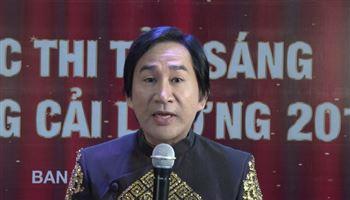 NSƯT Kim Tử Long mong muốn kiếm được nhiều tài năng cải lương mới tại chương trình Bông lúa vàng