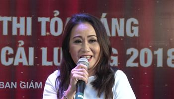 Nghệ sĩ Thanh Hằng chia sẻ cảm xúc khi làm ban giám khảo chương trình Bông lúa vàng