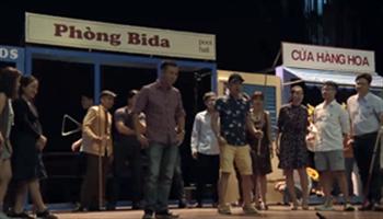Văn hóa và đời sống Việt trong vở nhạc kịch Nhà Thiện Xạ