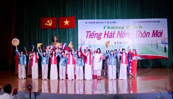 Tiếng hát nông thôn mới (huyện Hóc Môn) - 15/9/2018