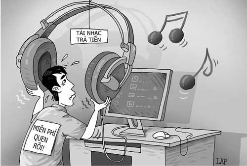 trang web download nhac chat luong thap