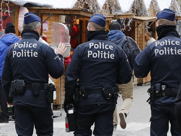 Cảnh sát Bỉ. (Nguồn: sputniknews.com)