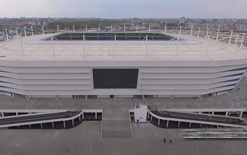 Nga khánh thành SVĐ tại Kaliningrad trước thềm World Cup 2018