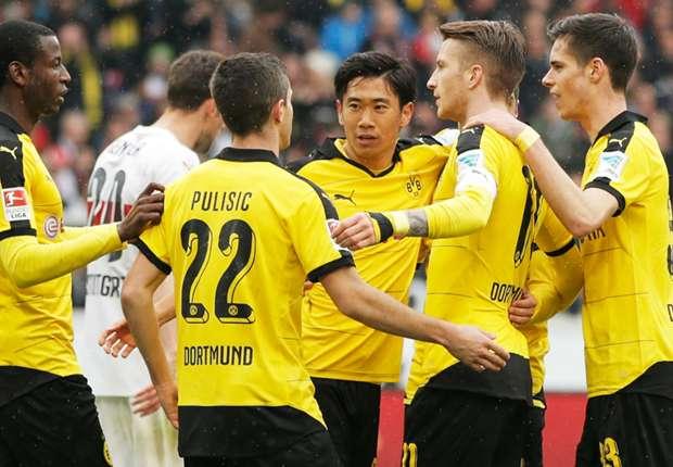 Eintracht Trier vs Borussia Dortmund