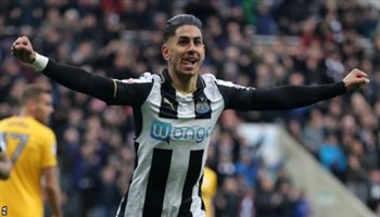Newcastle 4-1 Preston (Championship)