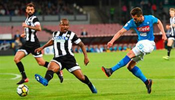 Napoli 4 - 2 Udinese (Serie A)